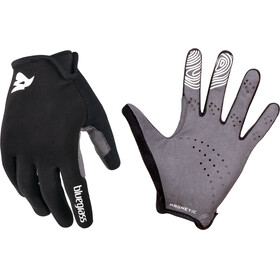 bluegrass Magnete Lite Gloves black/white